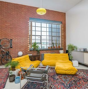 Sensational Shoreditch Loft Close To Barbican photos Exterior