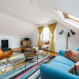 New Bohemian 2 Bedroom Victorian Flat In Dalston photos Exterior