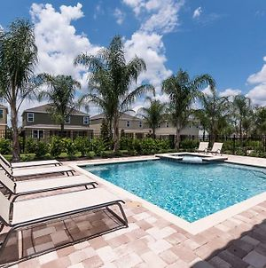 Reunion Grand Treasure 10 Bedroom Sleeps 20 Encore Club Private Pool Near Disney photos Exterior