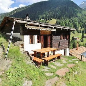 Beautiful Chalet In Binn With Parking photos Exterior