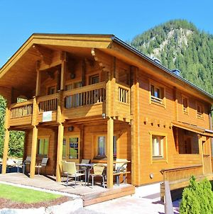Comfortable Chalet With Whirlpool And Sauna In Krimml photos Exterior