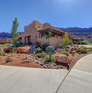 Beautiful 3 Bedroom Moab Home With Panoramic Desert Views photos Exterior