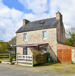 Amazing Holiday Home In Plouneventer Brittany With Terrace photos Exterior