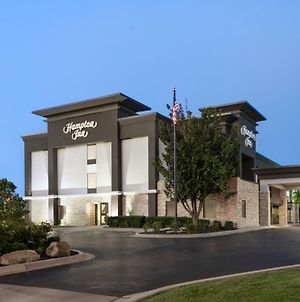 Hampton Inn Oklahoma Cty-I-40 E. photos Exterior