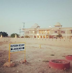 Elysium Resort Jaisalmer photos Exterior