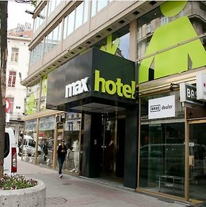 Max Hotel Brussels photos Exterior