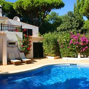 Vale Do Lobo Villa Sleeps 6 Pool Air Con Wifi photos Exterior