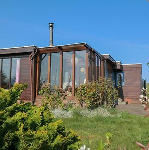 4Pers. House W Sauna, Winter Garden & Fishing Pier In Front Of The Lauwersmeer photos Exterior
