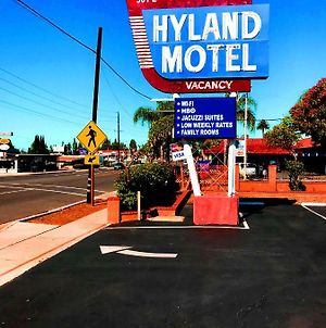 Hyland Motel photos Exterior