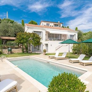 Villa Sonya Beautifully Renovated Villa With Sea View Walking Distance To Mougins Village photos Exterior