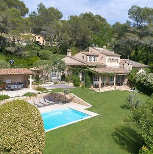 Bastide Des Iles Lovely 'Parc De Mougins' Villa With Heated Pool And Air Con photos Exterior