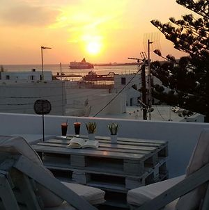 Great Sea-View 2Bd Apartment @ Paros photos Exterior