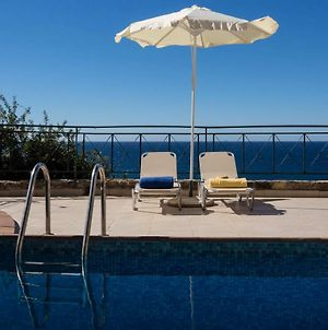 Meliti Sunset View & Private Pool Villa With Jacuzzi 4 Couples photos Exterior