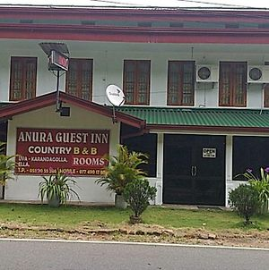 Anura Guest Inn photos Exterior