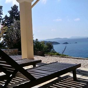 Holiday House With Stunning Views Nearby The Cozy Village Afionas photos Exterior