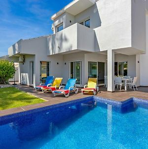 Casa Del Mar Vilamoura Newly Renovated 3 Bedroom Villa With Pool A C And Wifi photos Exterior