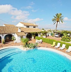 Finca San Jaime - Sea View Holiday Home With Private Pool In Benissa photos Exterior