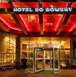Hotel 50 Bowery Nyc photos Exterior