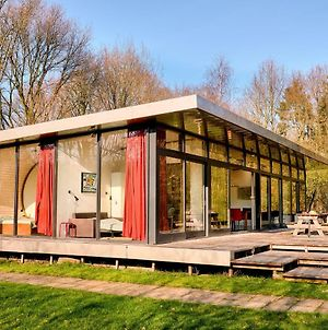Cosy Bungalow In Noordwolde Amidst The Forest photos Exterior