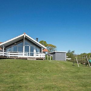 Three-Bedroom Holiday Home In Sjolund 2 photos Exterior