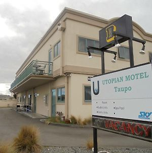 Utopian Motel Taupo photos Exterior