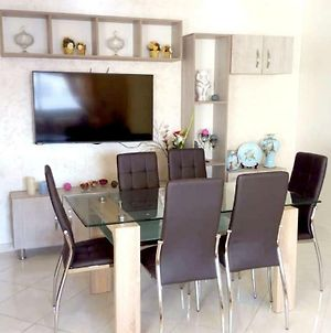 Apartment With 2 Bedrooms In Agadir With Wonderful City View Terrace And Wifi 700 M From The Beach photos Exterior