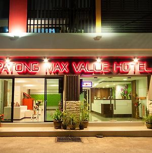 Patong Max Value Hotel photos Exterior