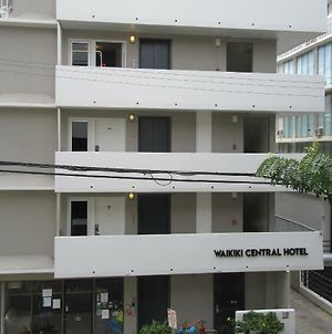 Waikiki Central Hotel - No Resort Fees photos Exterior