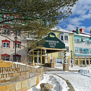 Homewood Suites By Hilton Mont-Tremblant Resort photos Exterior