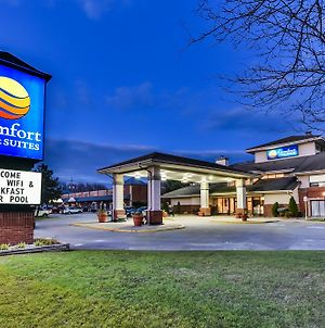 Comfort Inn & Suites Ambassador Bridge photos Exterior