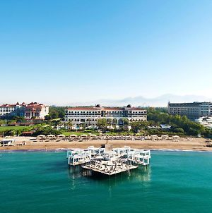 Kempinski Hotel The Dome Belek Golf And Thalasso photos Exterior