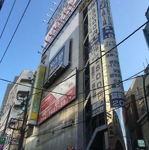 Capsule Inn Shimbashi - Men Only photos Exterior