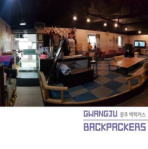 Gwangju Backpackers Hostel photos Exterior