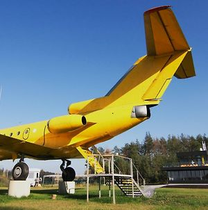 Yellow Plane photos Exterior