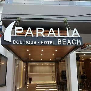 Paralia Beach Boutique Hotel photos Exterior