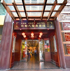 Chengdu Sam Cozy Hotel photos Exterior
