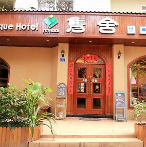 Junshe Bontique Guest House photos Exterior
