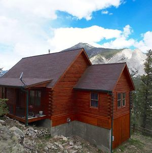 Woods Cabin - 3 Bedroom Above Mt Princeton Hot Springs Home photos Exterior