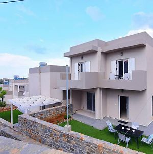 A Greatl 2 Bedroom Villa In Kounali, Crete With Its Own Swimming Pool photos Exterior