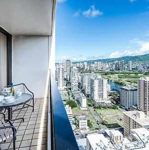 Waikiki Banyan Mountain 1 Bdr On The 12Th Floor photos Exterior