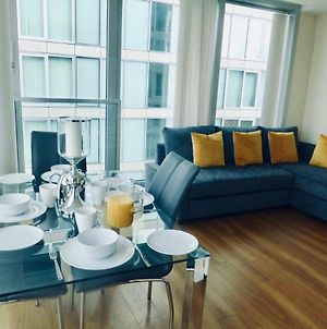 Vibrant City Stay In Central Mk 2 Bed 2 Bath Spacious Flat With A View photos Exterior