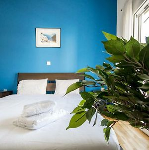 The Blue Shades Apt In The Heart Of Athens photos Exterior