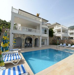 You Will Love This Luxury Villa With Balconies And Private Pool In Alanya, Alanya Villa 1033 photos Exterior
