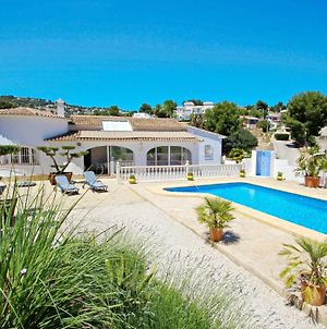 Condela Pretty Holiday Property With Private Pool In Benissa photos Exterior