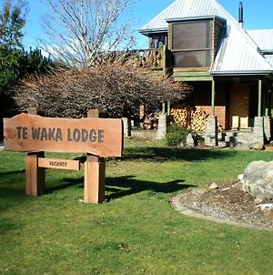Te Waka Lodge photos Exterior