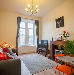 Bright Airy Flat In The Heart Of Partick West End photos Exterior
