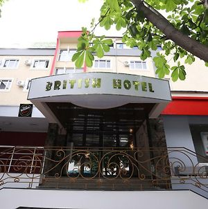 British Hotel Pogradec photos Exterior