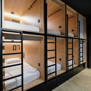Inbox Capsule Hotel photos Exterior