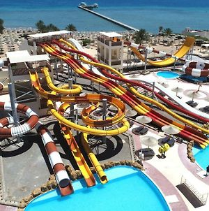 Nubia Beach Resort & Aqua Park - Hurghada photos Exterior