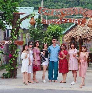 Cat Ba Rustic Homestay photos Exterior